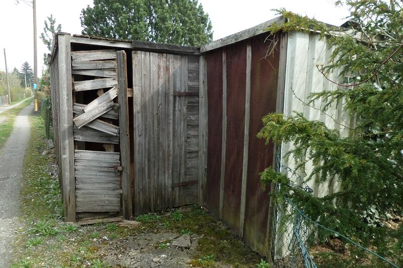Schuppen Günstig Verkleiden : schuppen verkleiden carport moderne garage u schuppen von architekt armin hgele schuppen ~ Sanjose-hotels-ca.com Haus und Dekorationen