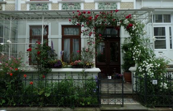 Wintergarten im Viertel