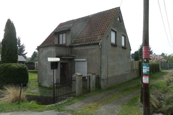 verlassenes Kaisenhaus