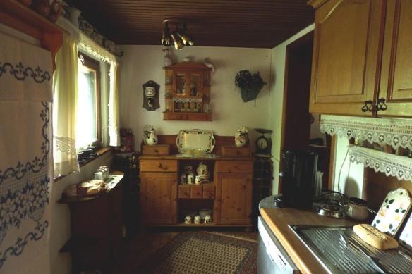 Küche in einem Kaisenhaus