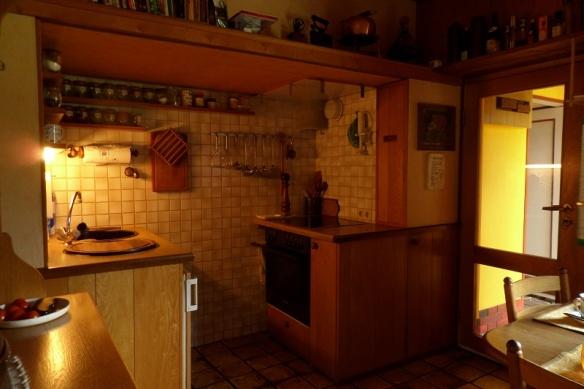 Küche im Kaisenhaus