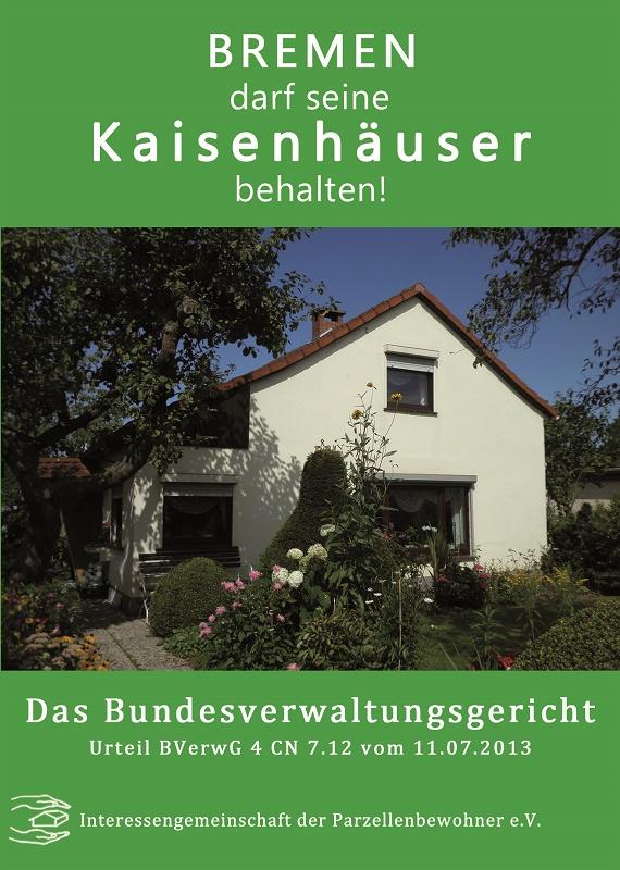Kaisenhäuser-Flyer