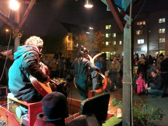 Live-Musik & Jonglage