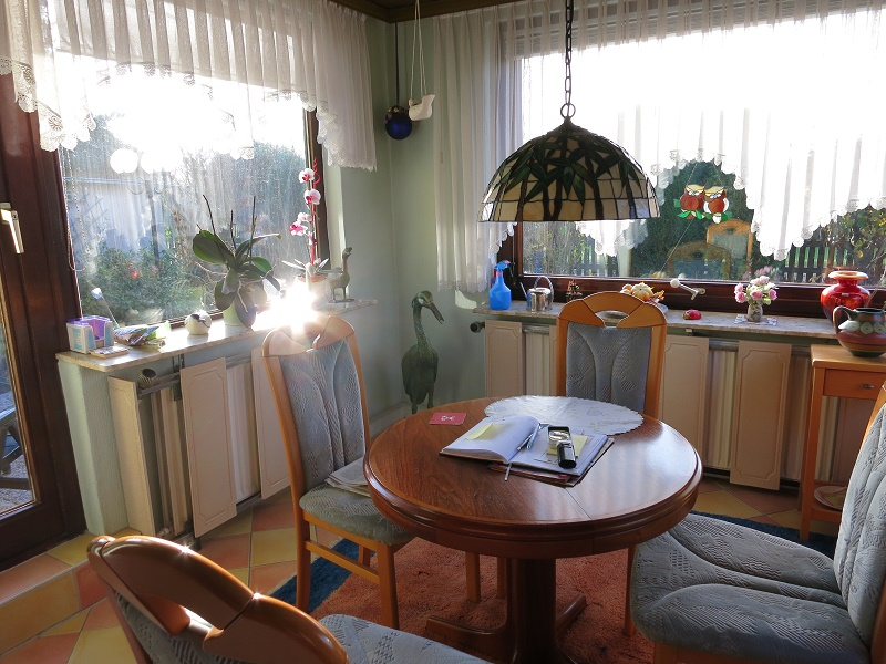 Esszimmer in einem kaisenhaus innenansichten g rtnern - Esszimmer bremen ...