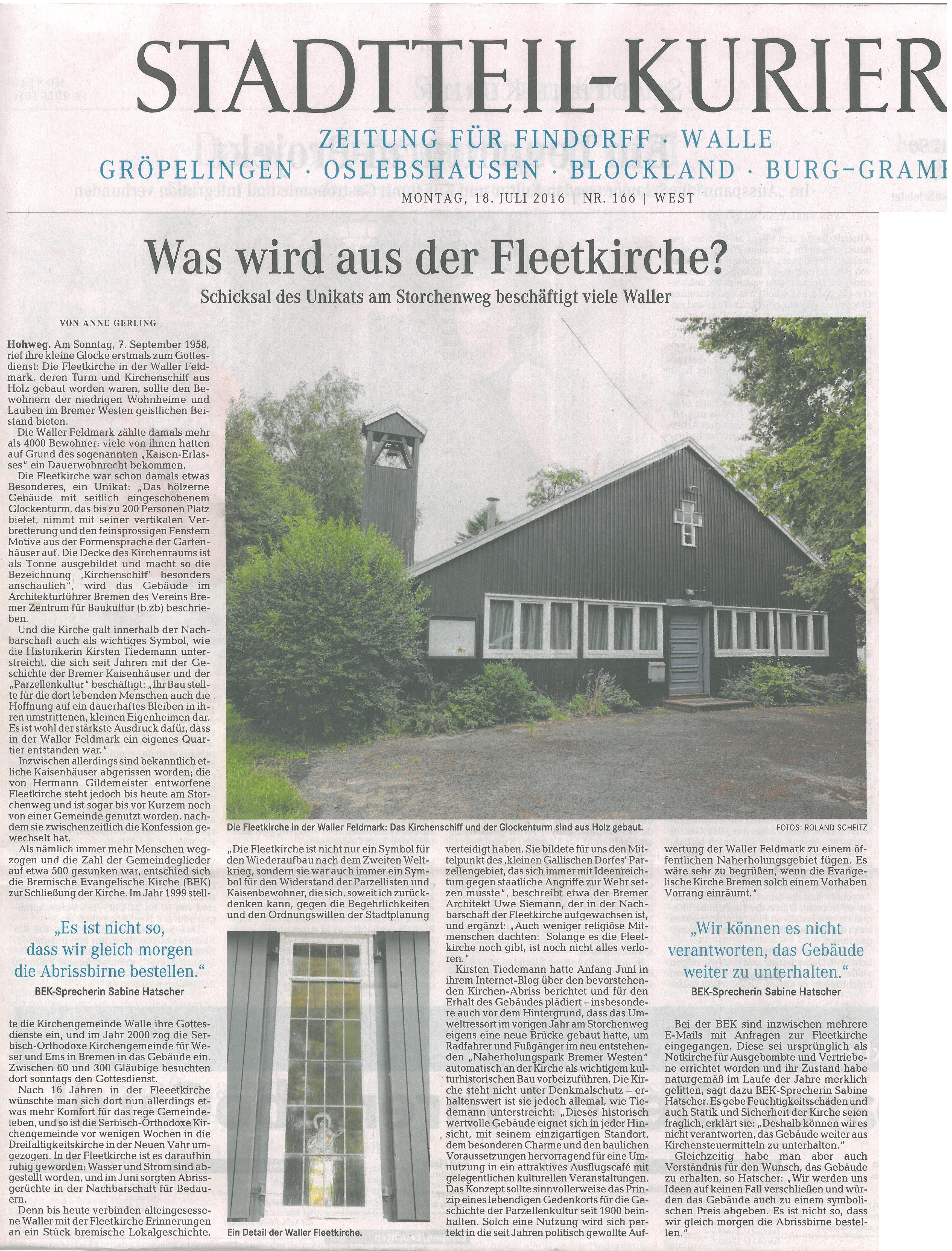 Wohnen auf der Parzelle | Gärtnern in Bremen